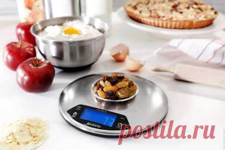 Как расчитать калорийность приготовленного блюда