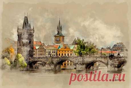 «Прага» — карточка пользователя Виктор К. в Яндекс.Коллекциях