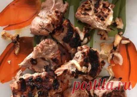 Шашлык в собственном маринаде Автор рецепта Махабат - Cookpad