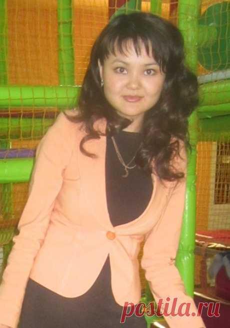 Дана Мубаракова