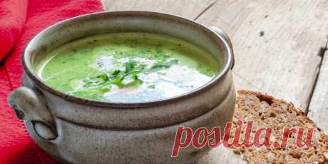 10 крем-супов с нежным сливочным вкусом