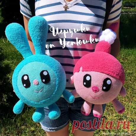 PDF Зайчик Крошик. FREE amigurumi crochet pattern. Бесплатный мастер-класс, схема описание для вязания амигуруми крючком. Вяжем игрушки своими руками! Крош, смешарики, малышарики, зайка, заяц, зайчик, rabbit, hare, bunny, hase, lebre, lapin. #амигуруми #amigurumi #amigurumidoll #amigurumipattern #freepattern #freecrochetpatterns #crochetpattern #crochetdoll #crochettutorial #patternsforcrochet #вязание #вязаниекрючком #handmadedoll #рукоделие #ручнаяработа #pattern #tutorial #häkeln #amigurumis
