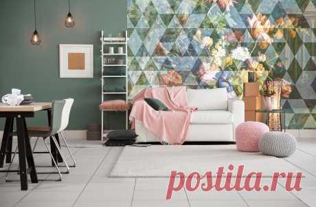 Изображение #31607 Flower patchwork