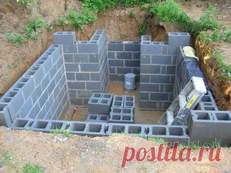 Как построить погреб для хранения овощей своими руками | Построй дом сам! | Яндекс Дзен