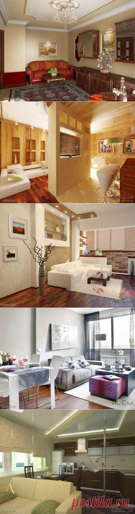 Современные дизайнерские решения гостиной в хрущевке | Наш уютный дом