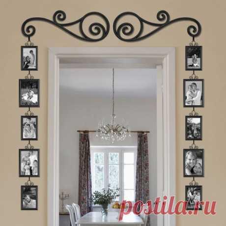 Декор интерьера фотографиями
