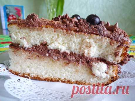 Бисквит польский
