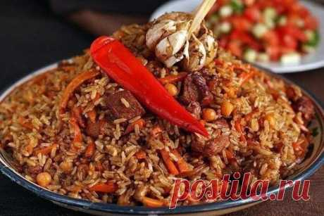 The MOST REAL PILAF — Tasty recipes