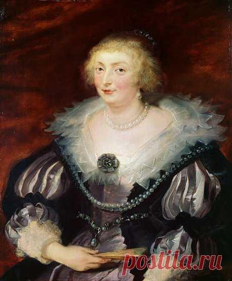 Портрет Екатерины Мэннерс, герцогини Бекингем. Питер Пауль Рубенс. Описание картины, скачать репродукцию.