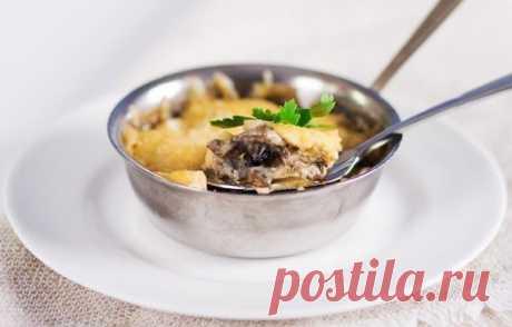 Жюльен — Sloosh – кулинарные рецепты