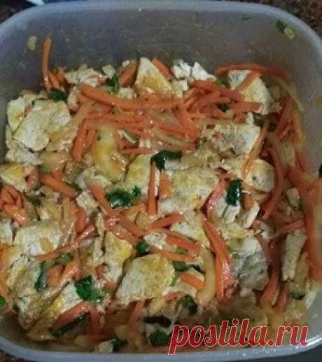 Рецепты домашней кухни