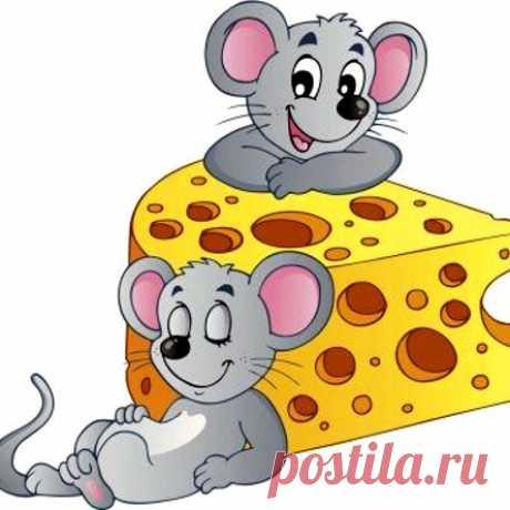 Мышки НАРИСОВАННЫЕ (100 лучших картинок). | Семейная Кучка