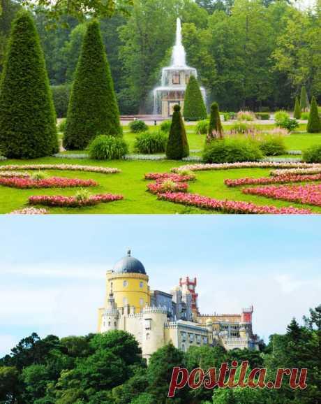 Ко дню рождения Петергофа: 5 европейских дворцов с парками - Мегаполис