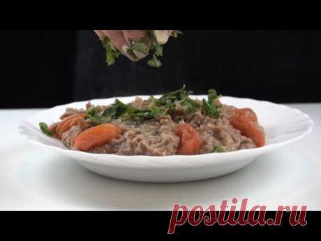 АРМЯНСКАЯ КУХНЯ Как приготовить армянское блюдо МШОШ ИЗ ЧЕЧЕВИЦЫ