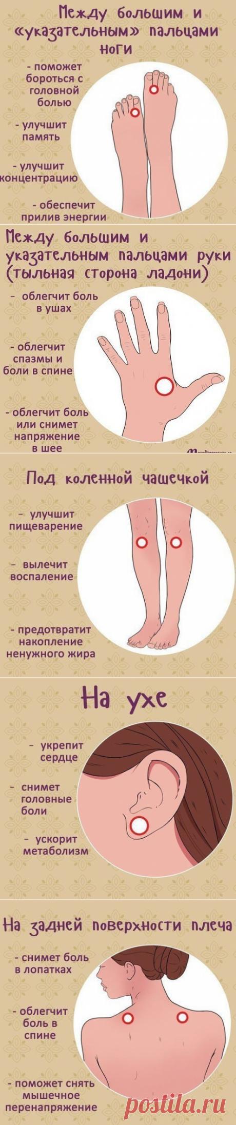 Польза массажа! — Полезные советы