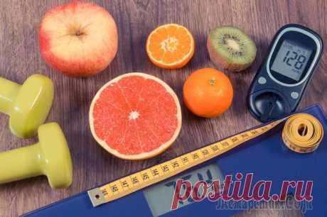 10 быстрых способов снизить сахар в крови естественным путем - Страна Полезных Советов - медиаплатформа МирТесен