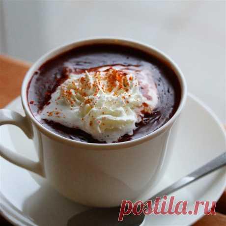 Горячий шоколад по-итальянски рецепт с фото пошагово Горячий шоколад по-итальянски - пошаговый кулинарный рецепт приготовления с фото, шаг за шагом.