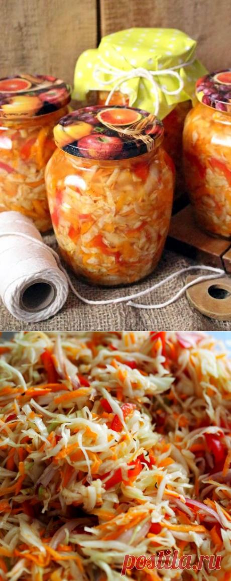 Квашеная капуста с болгарским перцем: 3 супер-рецепта и 1 видео | Ягодный сад, или прикладное садоводство в советах, вопросах и ответах