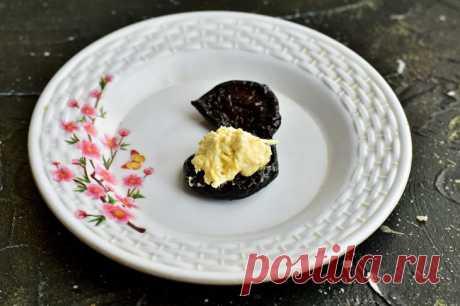 Мидии из чернослива на праздничный стол: рецепт с фото пошагово
