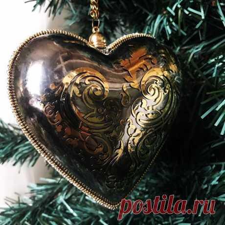 Новогодние игрушки от мастера декупажа Елены Ниловой