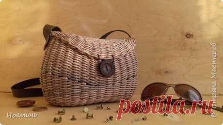 МК - Сумочка летняя кокетка | Страна Мастеров