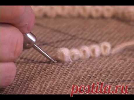 How to Hook Rugs.mov - YouTube