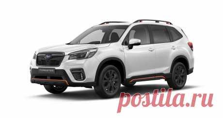 В России стартовали продажи кроссовера Subaru Forester Sport 2021 Компания «Subaru» официально выпустила в России обновленный, спортивный кроссовер Subaru Forester Sport 2021 модельного года.