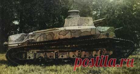 """Чи-и — """"Первенец"""" японского танкостроения — archivetechburo.ru Чи-и — первый японский танк разработаный для Императорской армии. Во время испытаний он показал, что у японского танкостроения есть будущее"""