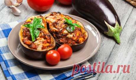 What to prepare from eggplants