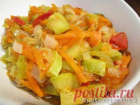 Блюда из овощей | И вкусно и просто - Part 6
