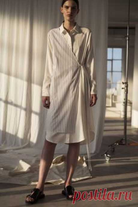 Shaina Mote коллекция | Коллекции весна-лето 2017 | Нью-Йорк | VOGUE
