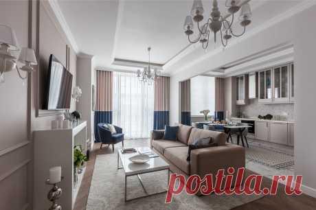 Квартира с отделкой в премиум-сегменте - это реально | Премиум-квартал RedSide | Яндекс Дзен