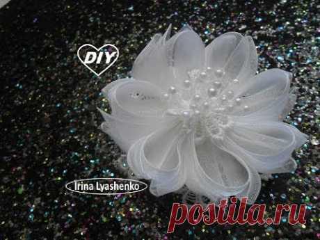 Серединка для цветка МК/DIY Stamens for a flower/PAP Estames para uma flor#160