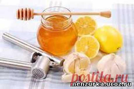 Чесночный мед 2 рецепта - Бабушкины рецепты  - Каталог статей - Мензурка