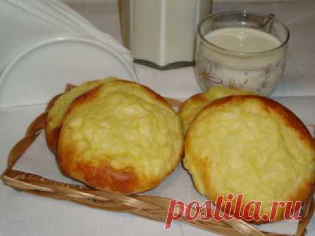 Шаньги сибирские с картофелем пошаговый рецепт с фотографиями