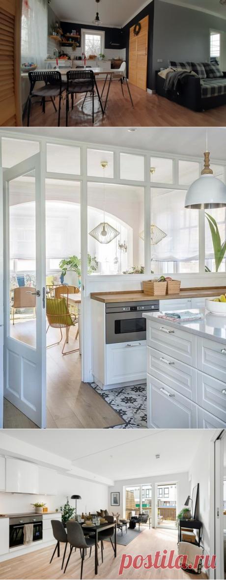 Объединили кухню и гостиную в одно пространство: наши выводы спустя 5 лет   Дом на Безымянной   Яндекс Дзен