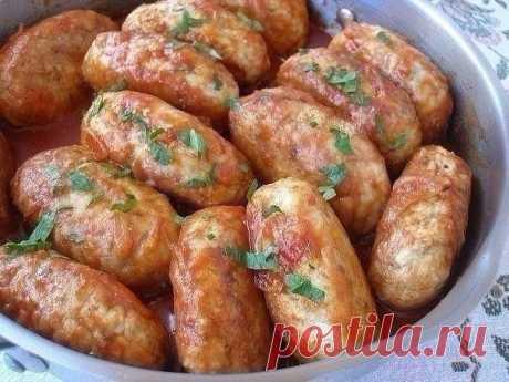 Вкусные капустные котлеты без мяса