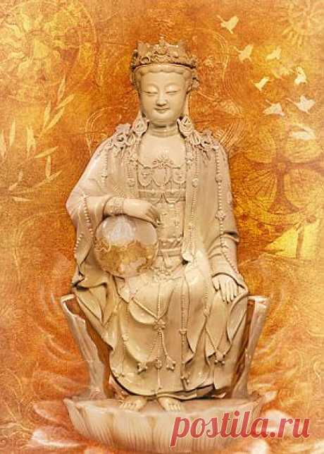 Гуань-Минь - Открытки - Каталог