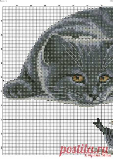 Los bordados de las gatas. - el club de la costura - el País de las Mamás
