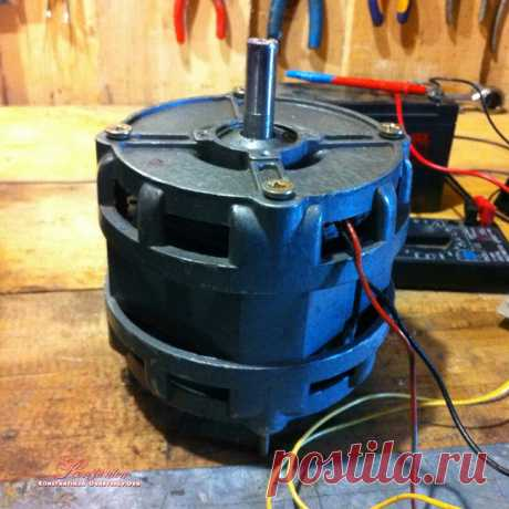 Самоделки из двигателя от стиральной машины (видеоподборка, фото, схемы)