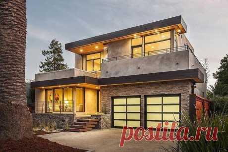 Дом в современном стиле (60 фото): красивые проекты, идеи дизайна