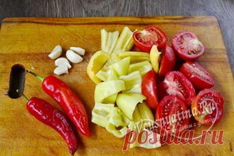 Аджика домашняя: рецепт самой вкусной домашней аджики без варки