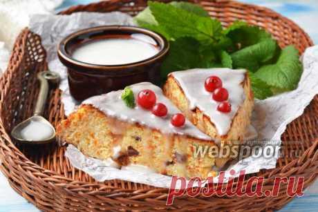 Глазурь на крахмале рецепт с фото, как приготовить на Webspoon.ru