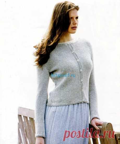 Вязание спицами для женщин с описанием и схемами - Страница 280 из 394