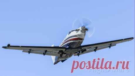 Фото Pilatus PC-12 (N859PL) - FlightAware
