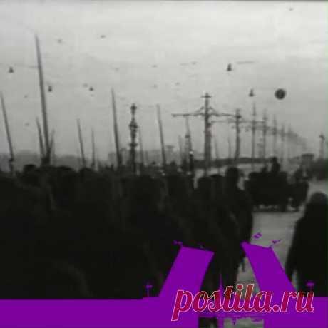 Блокада Ленинграда. Фото- и видеохроника