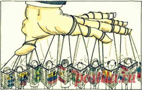 Ноам Хомский: «10 жутких трюков, с помощью которых контролируют массы»». Как все пугающе точно! - Интересно всем
