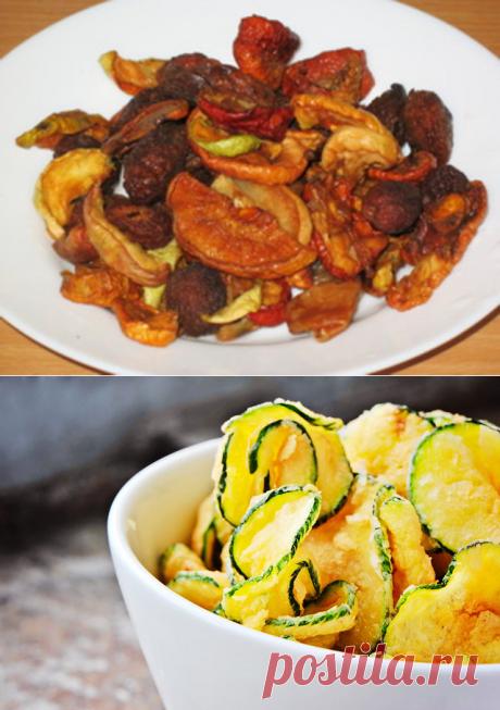 Домашние вкусняшки из овощей и фруктов — Огород без хлопот