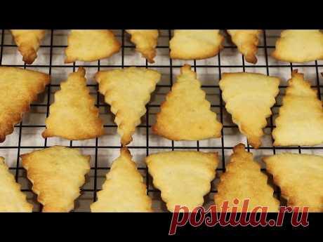 Вкуснейшее ПЕЧЕНЬЕ ИЗ НИЧЕГО/ БЫСТРО и ДЕШЕВО/ Постное галетное печенье