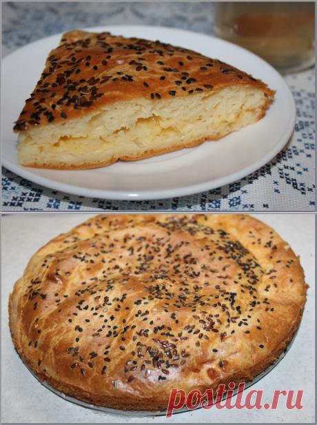 Быстрый пирог с сыром: mila_iva55 — ЖЖ